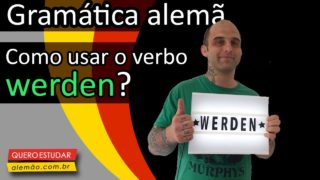 Tempos verbais em alemão: o verbo werden e seus usos