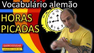 As horas em alemão: como falar horas picadas (uma hora e meia)