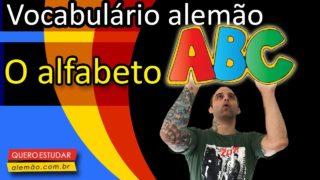 O alfabeto