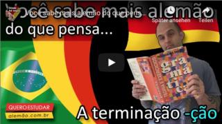 Alemanize seu português!