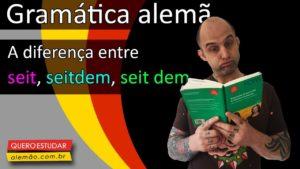 Desde em alemão