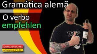 Verbos com prefixos em alemão: