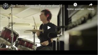 As Bandas mais famosas na Alemanha