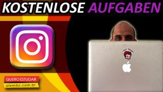 Lern Deutsch auf Instagram