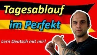 die Vergangenheit im Deutschen
