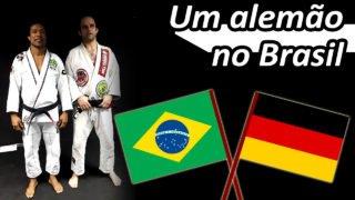Gringos falando sobre o Brasil