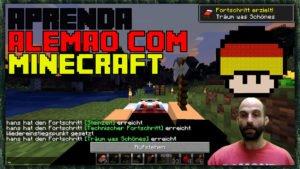 Minecraft em alemão