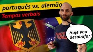 Tempos verbais em alemão e português
