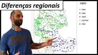 dialetos na Alemanha