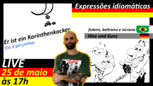 Expressões idiomáticas em alemão