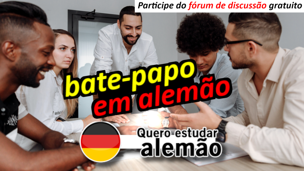 Pratique seu alemão