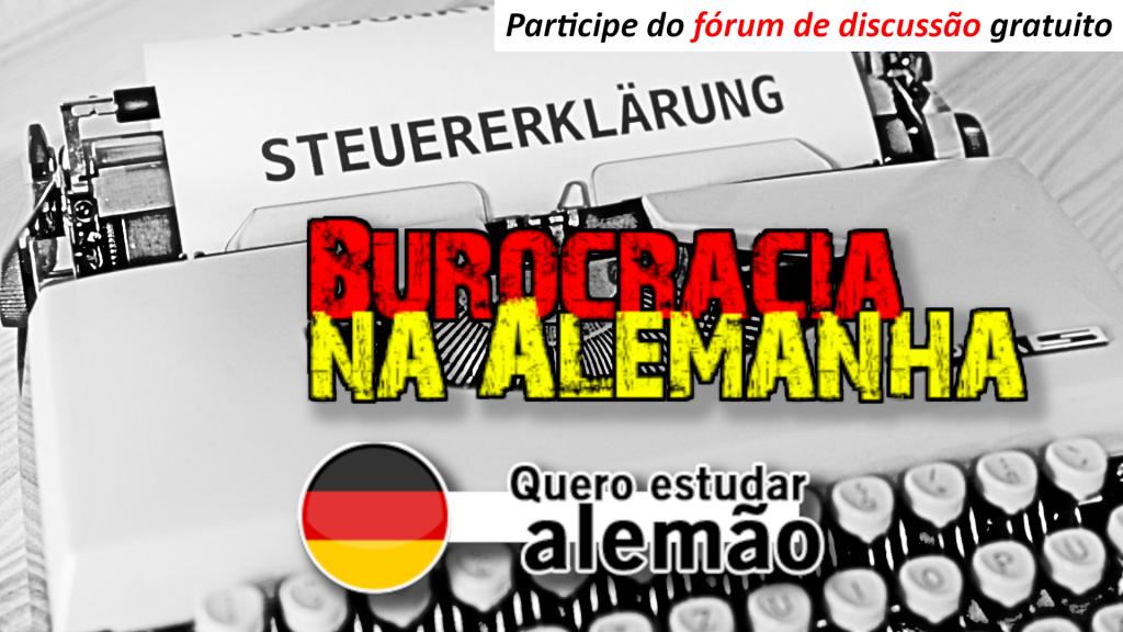 Burocracia na Alemanha