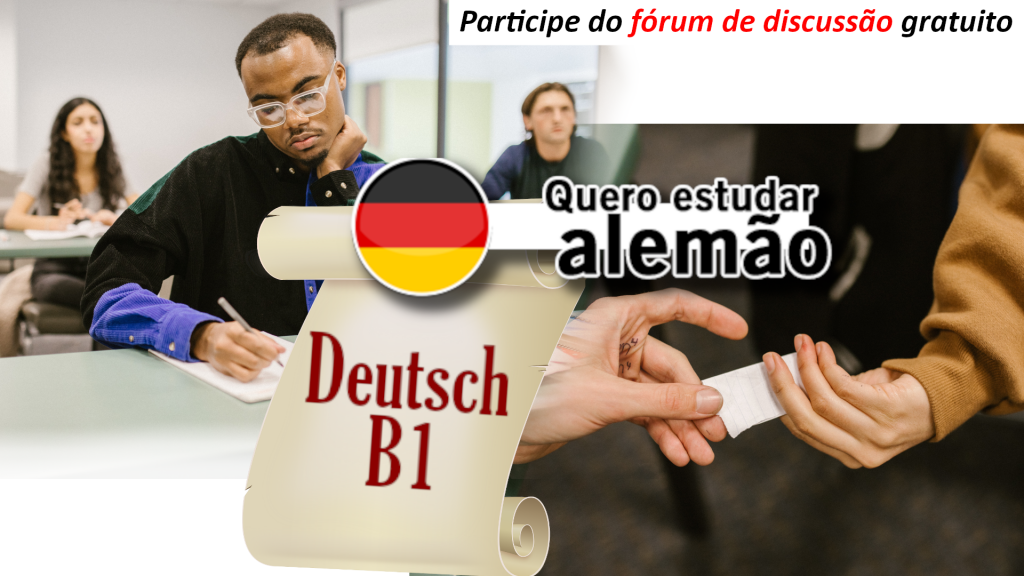 Prova de alemão