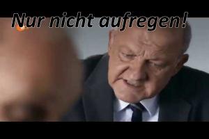 Assista ao filme alemão: Nur nicht aufregen!