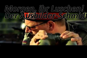 Assista ao filme alemão: Morgen, ihr Luschen! Der Ausbilder-Schmidt-Film