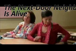 Assista ao filme alemão: The Next-Door Neighbour Is Alive