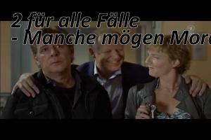 Assista ao filme alemão: 2 für alle Fälle - Manche mögen Mord